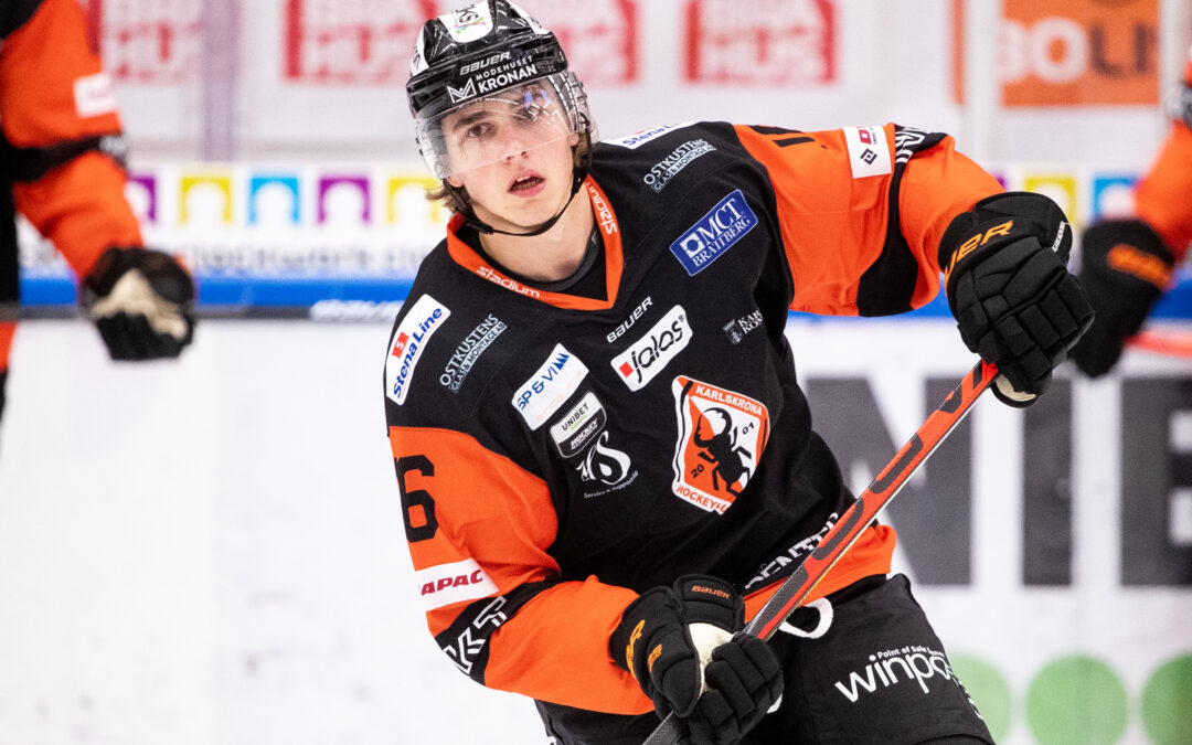 Karlsson lämnar Karlskrona för konkurrent