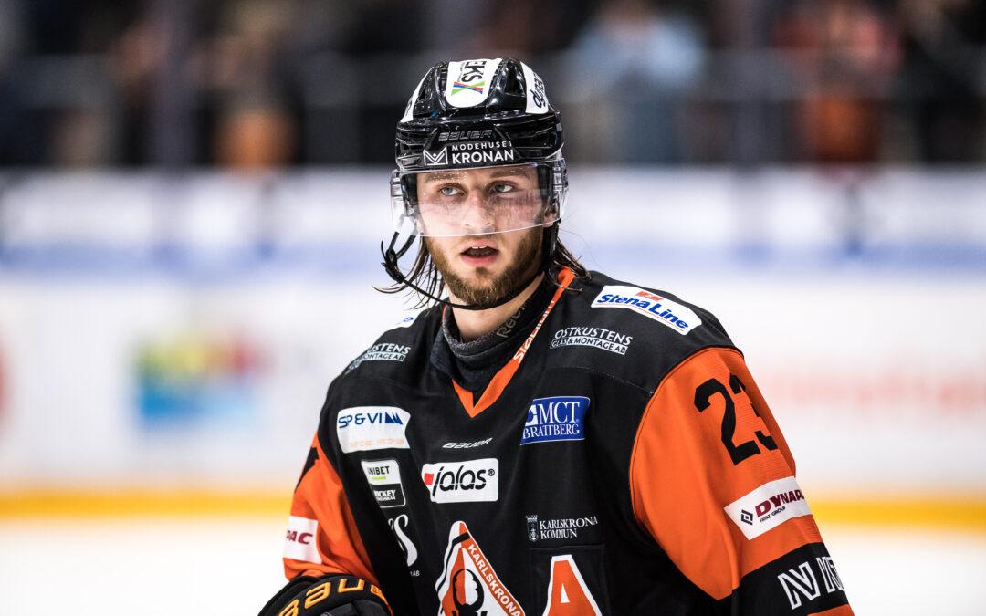 Norbe återvänder till HV71