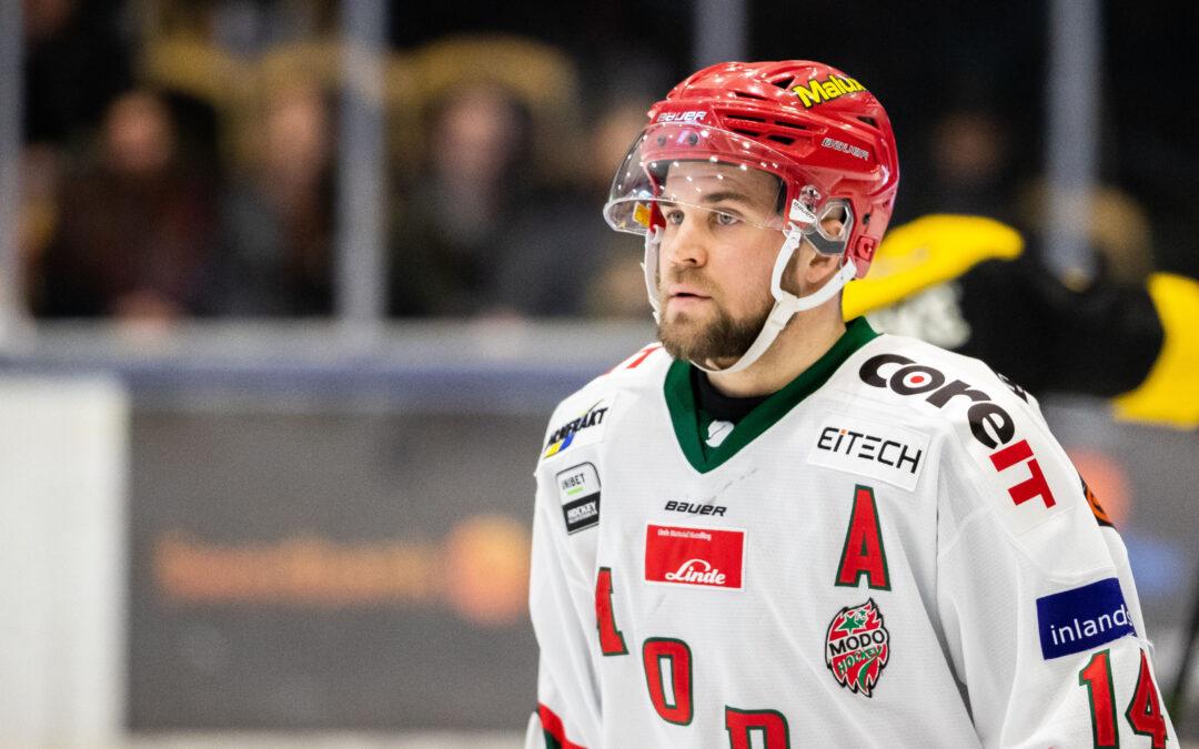 Björklund vänder tillbaka till BIK Karlskoga