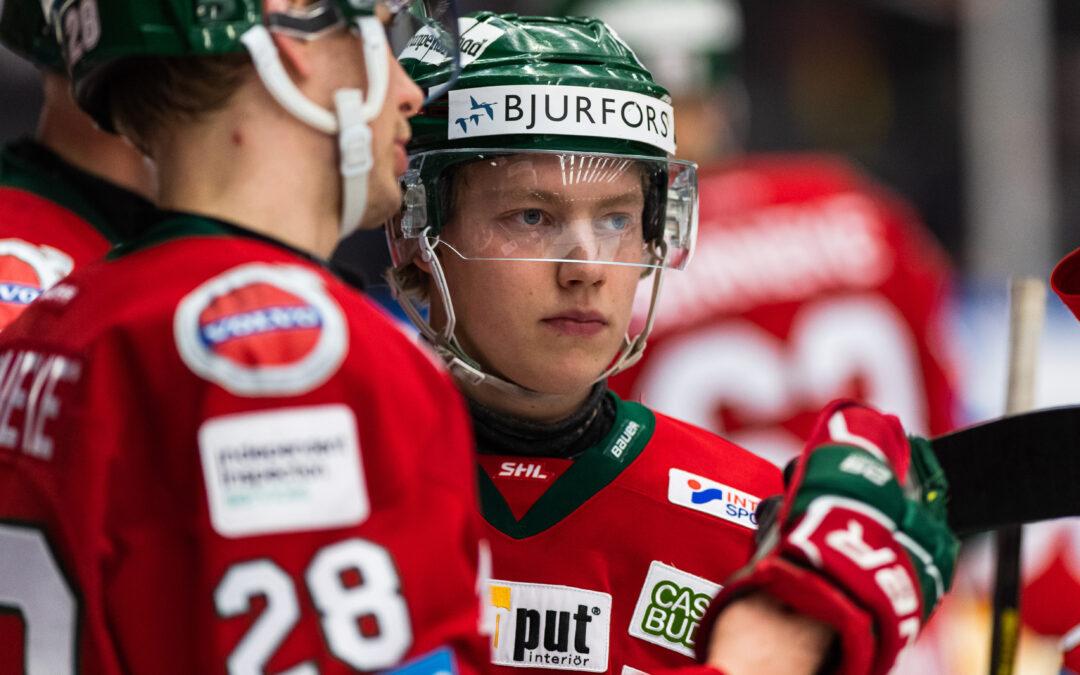 Henriksson skriver SHL-kontrakt