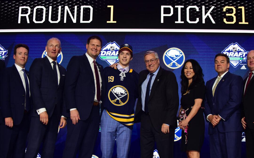 NHL-draften skjuts upp
