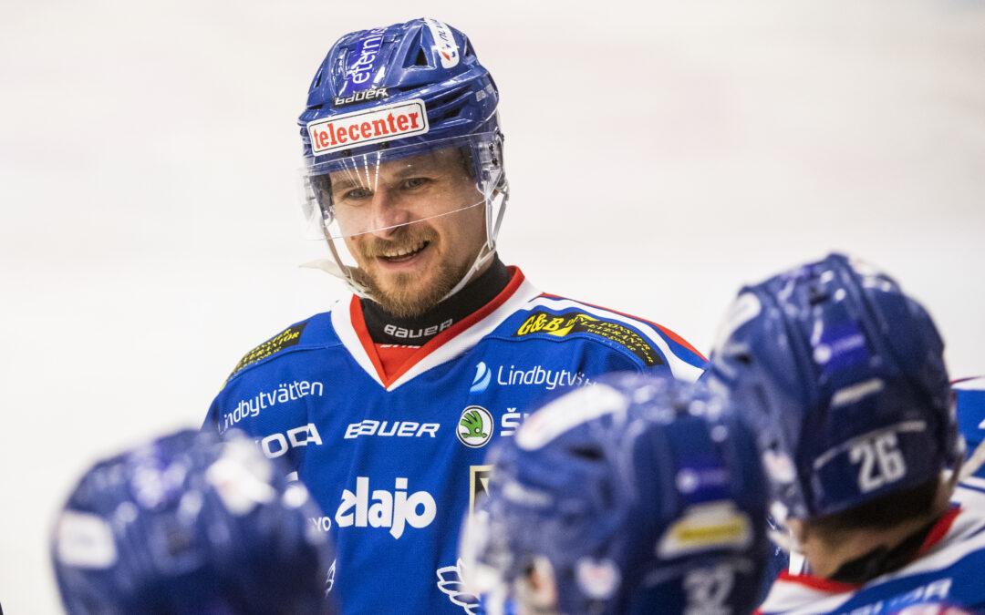 Salmonsson fortsätter i Oskarshamn
